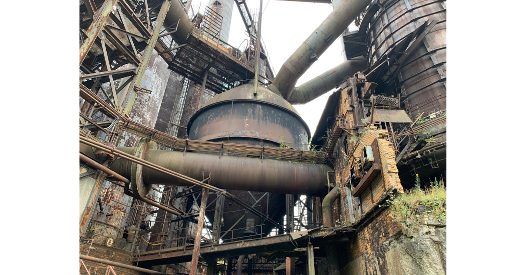 Industry Tour Carrie Blast Furnaces (1)