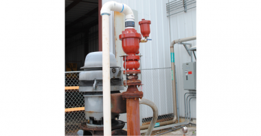 Mueller Avoiding The Low-Pressure Trap Of Air Release Valves