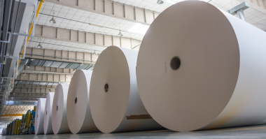 Sulzer Compressed air in the pulp, paper and board industry (1)
