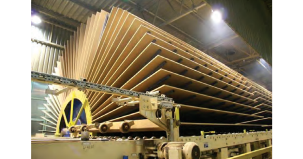Wanner Accurate Metering and Superior Fluid Handling in the Manufacture of Engineered Wood Products